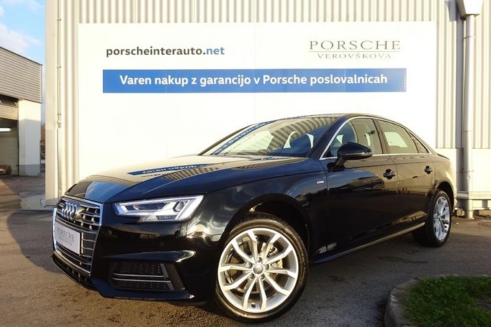Akcija Audi A4 2.0 TDI S line Limited Edition