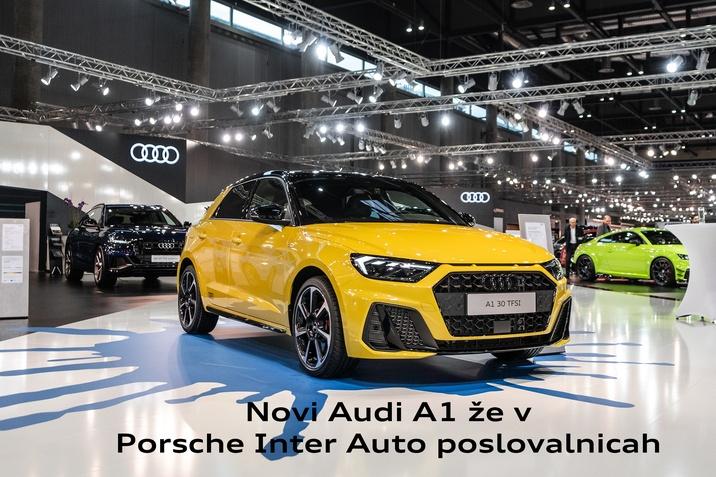 2019 Audi A1 Slovenija