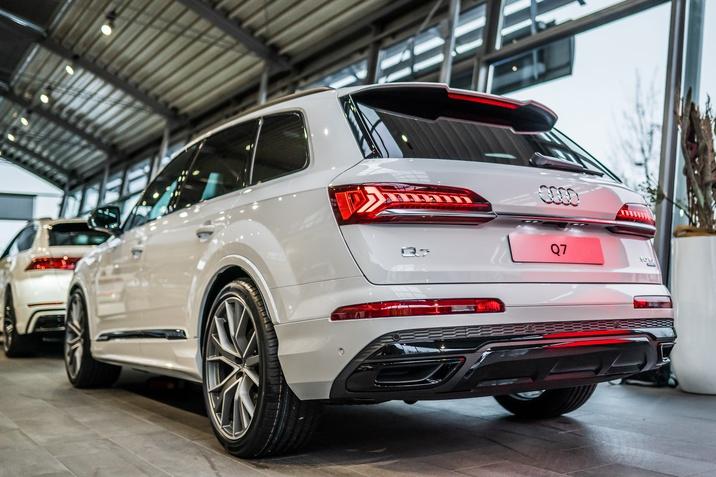 Novi Audi Q7 2020