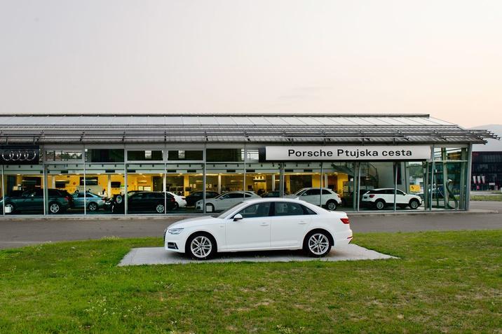 Porsche Ptujska cesta servis