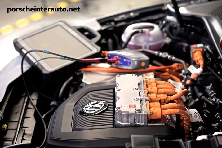 Servis električnih vozil